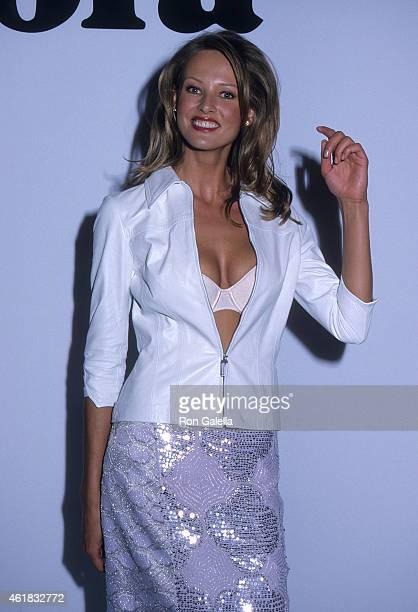 Name magdalena wrobel stock photos and pictures getty images model magdalena wrobel attends the musicfashion event to unveil the new wonderbra collection thecheapjerseys Images