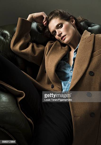 Model Malgosia Bela is photographed for Madame Figaro on June 29 2016 in Paris France Clothing CREDIT MUST READ Louis Teran/Figarophoto/Contour by...