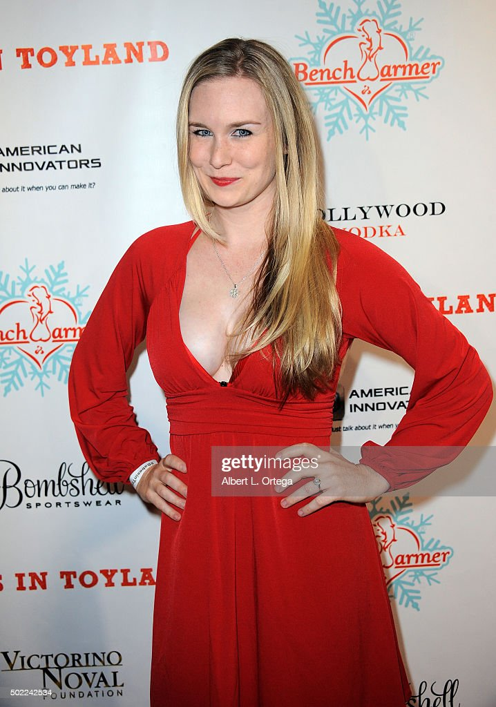 Babes In Toyland And BenchWarmer Charity Toy Drive : News Photo