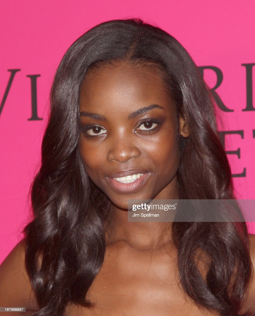 Model Maria Borges attends the after party for the 2013 Victoria's Secret Fashion Show at TAO Downtown on November 13, 2013 in New York City.