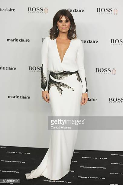 Model Maria Jose Suarez attends 'Marie Claire Prix De La Moda' Awards 2016 at Florida Park Club on November 16 2016 in Madrid Spain