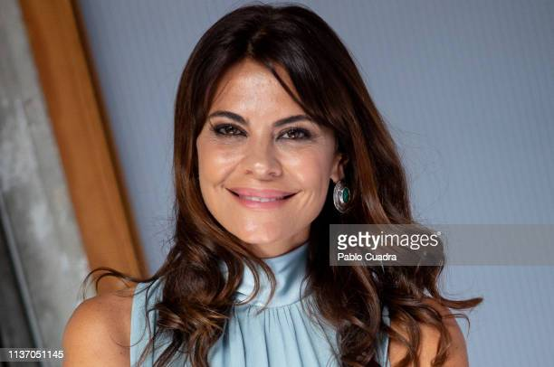 Model Maria Jose Suarez attends the #Realwoman event by Lidl on March 20 2019 in Madrid Spain