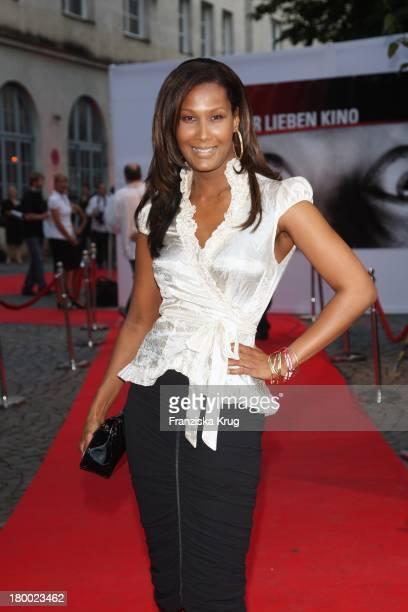 Model Marie Amière Bei Wir Lieben Kino Director'S Cut Party Auf Der Praterinsel In München Am 210608