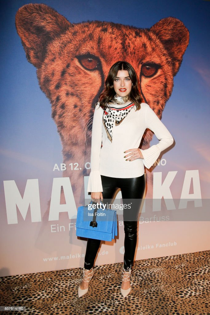 'Maleika' Premiere In Berlin