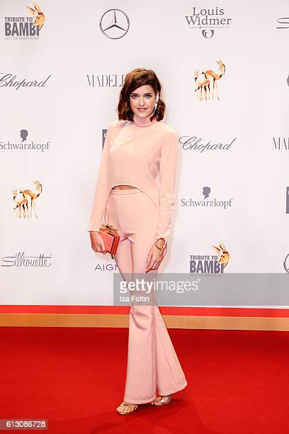 Model Marie Nasemann attends the Tribute To Bambi at Station on October 6 2016 in Berlin Germany