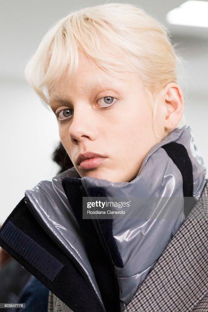 Sportmax - Backstage - Milan Fashion Week Fall/Winter 2018/19