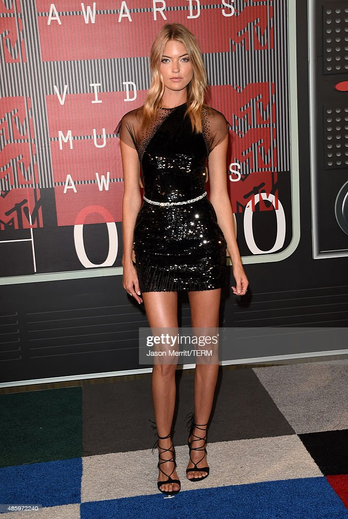 2015 MTV Video Music Awards - Arrivals : News Photo