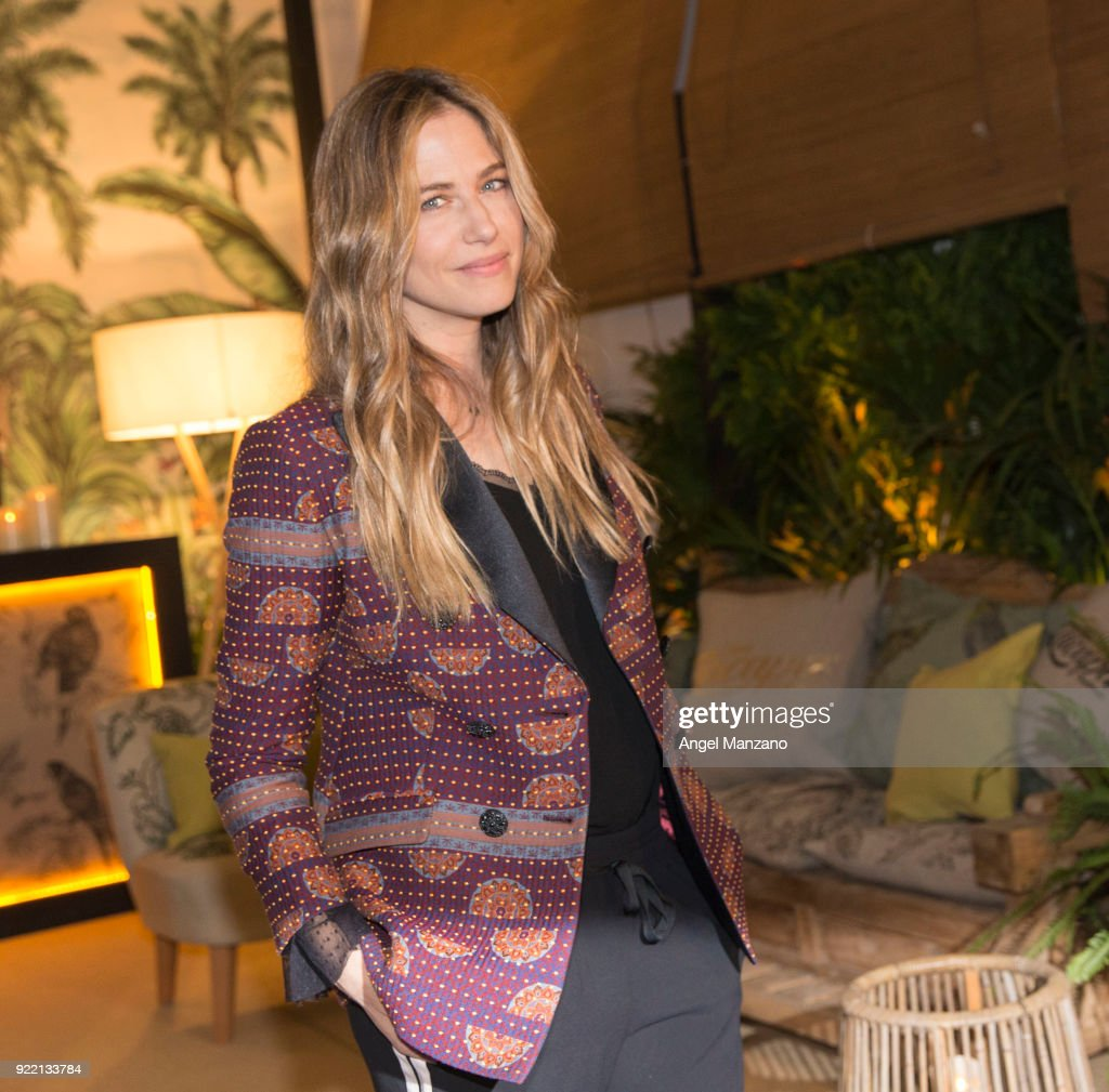Martina Klein Presents Her Designs For Ron Zacapa At ARCO Fair : News Photo