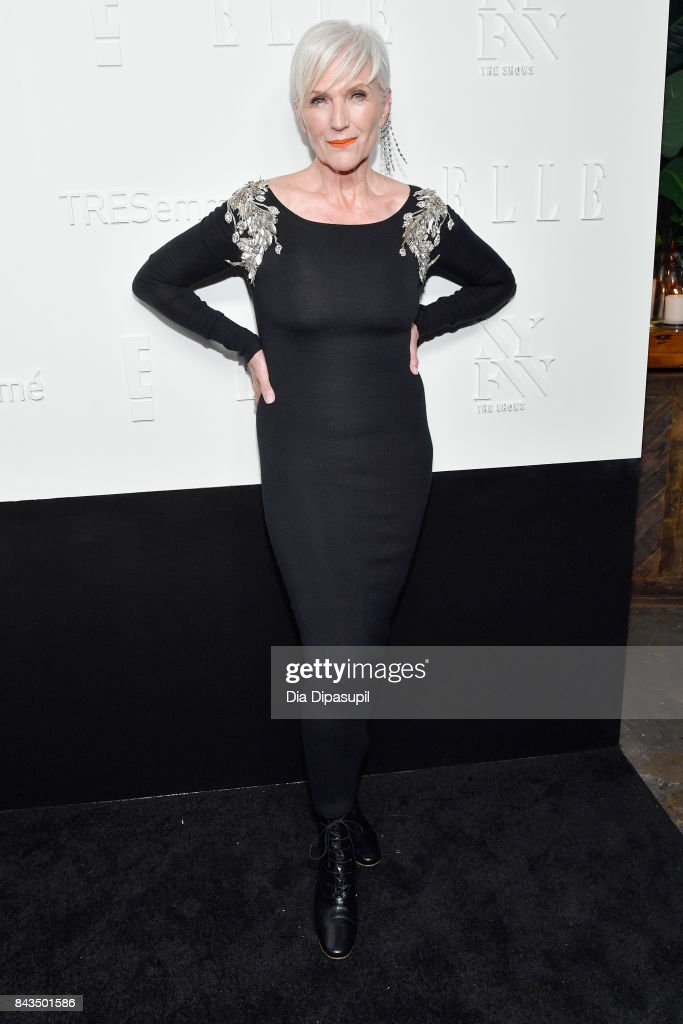 E!, ELLE & IMG Host NYFW Kickoff Party, A Celebration Of Personal Style - Sponsored By TRESEMME - Arrivals