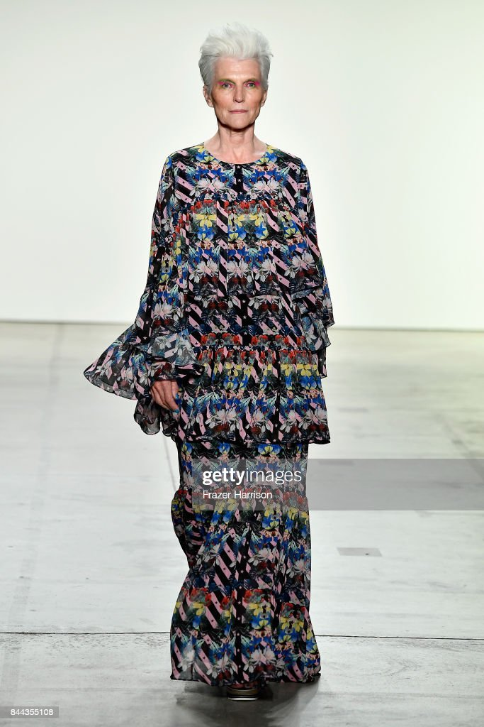 Project Runway - Runway - September 2017 - New York Fashion Week: The Shows : News Photo