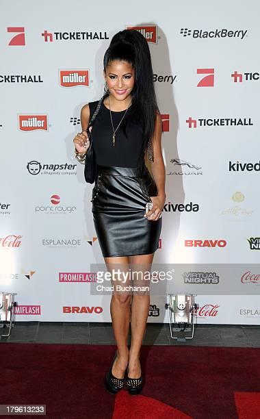 Model Mia Gray attends Music Meets Media 2013 at Grand Hotel Esplanade on September 5, 2013 in Berlin, Germany.