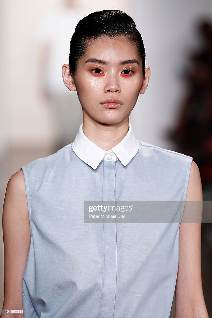 Peter Som - Runway - MADE Fashion Week Spring 2015 : News Photo