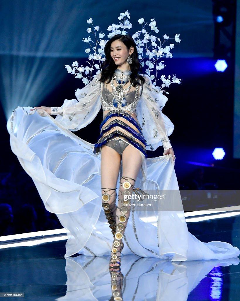 2017 Victoria's Secret Fashion Show In Shanghai - Show : News Photo