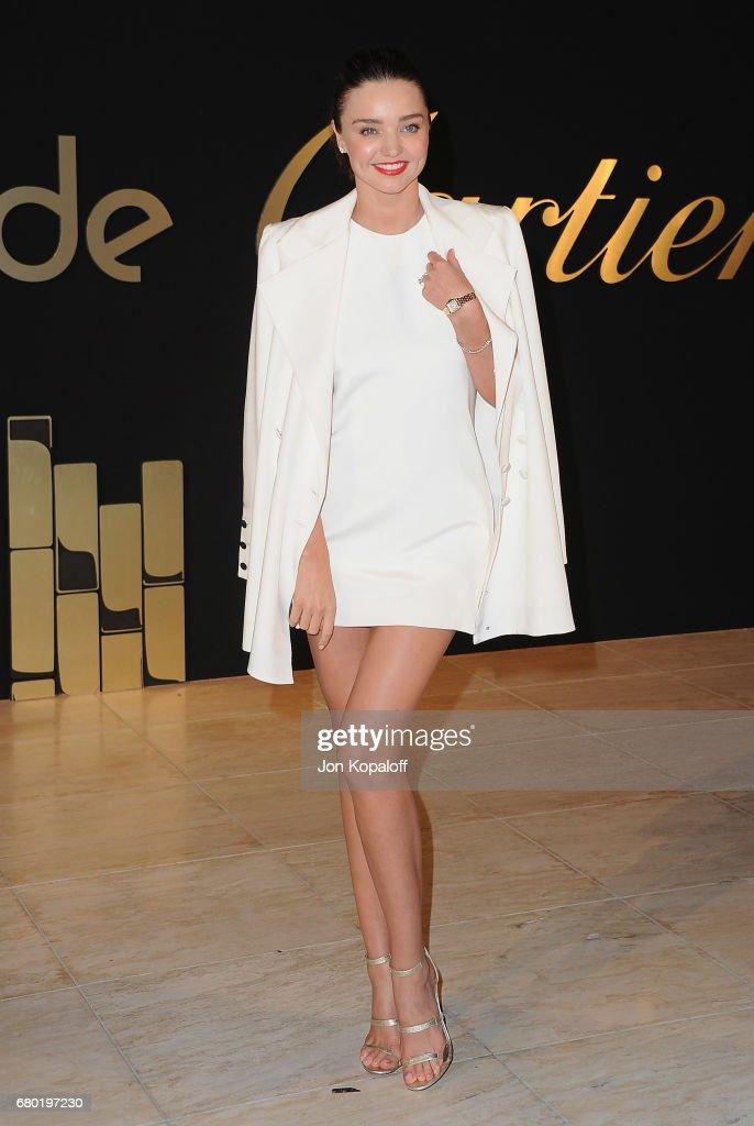 Panthere De Cartier Party In LA - Arrivals : News Photo