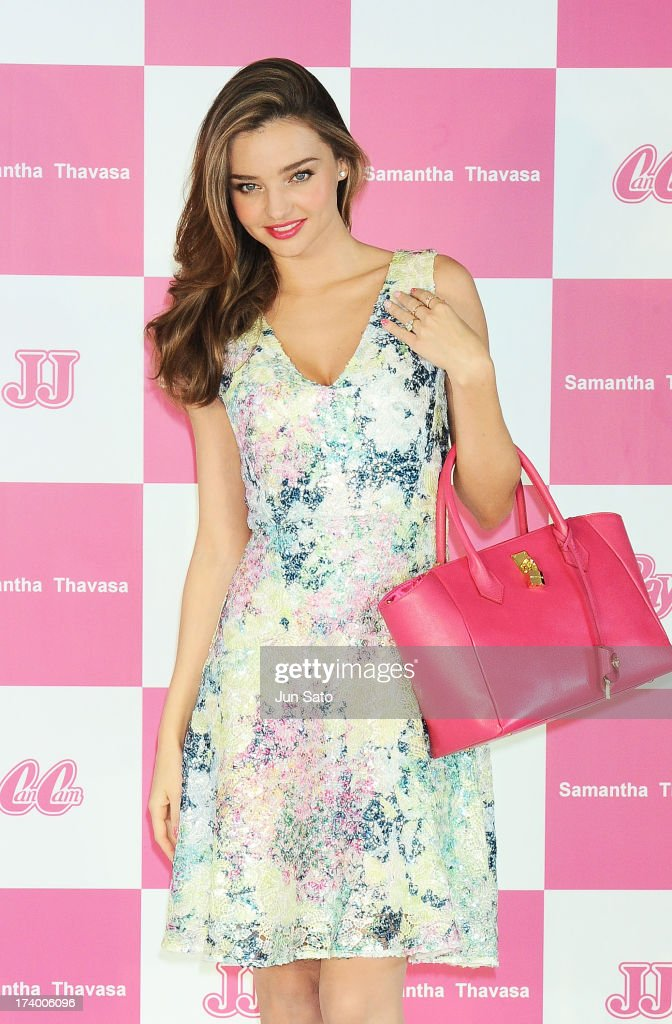 Miranda Kerr x Samantha Thavasa Ladies Tournament Special Event
