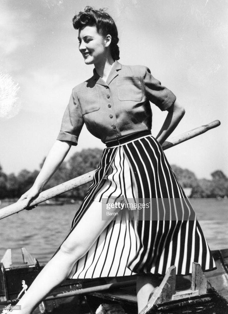 Boating Shorts : News Photo