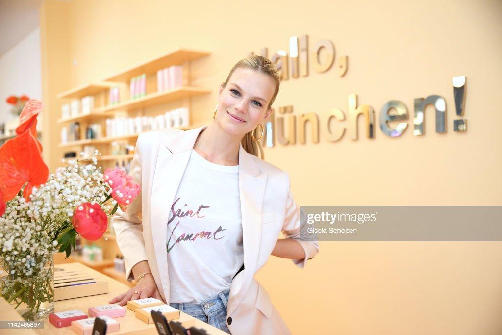 DEU: Zalando Beauty Pop-Up Event In Munich
