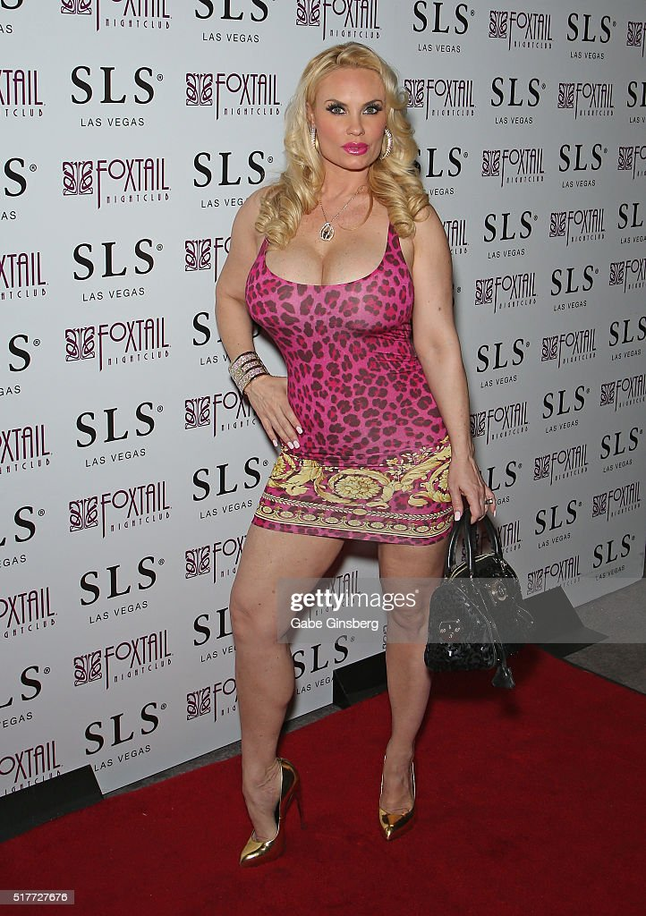 "Nicole ""Coco"" Austin's Birthday Celebration At Foxtail Nightclub"