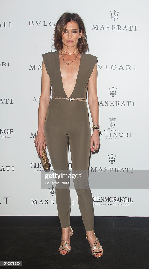 Maserati Party in Madrid