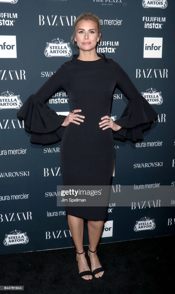 Model Niki Taylor attends the 2017 Harper's Bazaar Icons at The Plaza Hotel on September 8, 2017 in New York City.