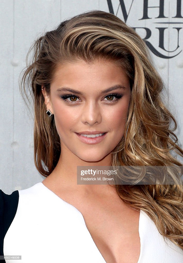 Model Nina Agdal attends Spike TV's 'Guys Choice 2014' at Sony Pictures Studios on June 7, 2014 in Culver City, California.