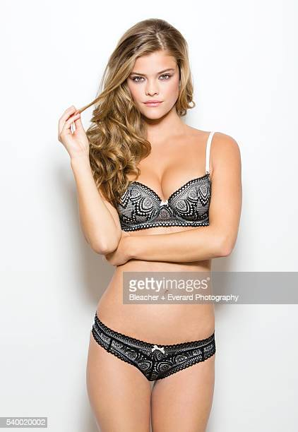 Model Nina Agdal is photographed for Esquire Mexico on March 20 2013 in New York City Styling Cannon Makeup Sae Ryun Song Hair Samleonardhaircom...