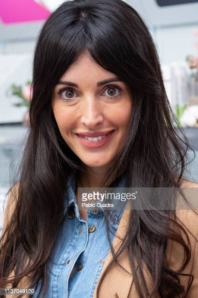 Model Noelia Lopez attends the #Realwoman event by Lidl on March 20 2019 in Madrid Spain