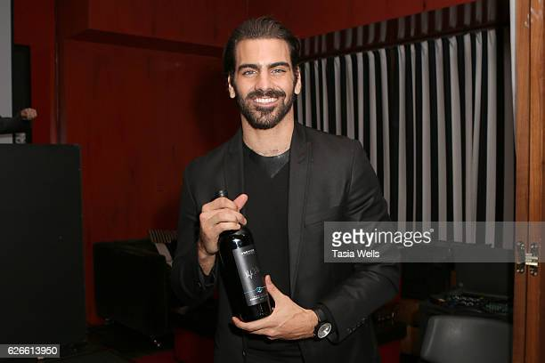 Model Nyle DiMarco attends An Evening with Nyle DiMarco at the Sofitel Los Angeles At Beverly Hills on November 29 2016 in Los Angeles California