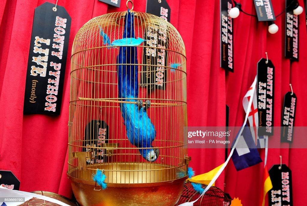 Monty Python Show Live arrivals - London : News Photo
