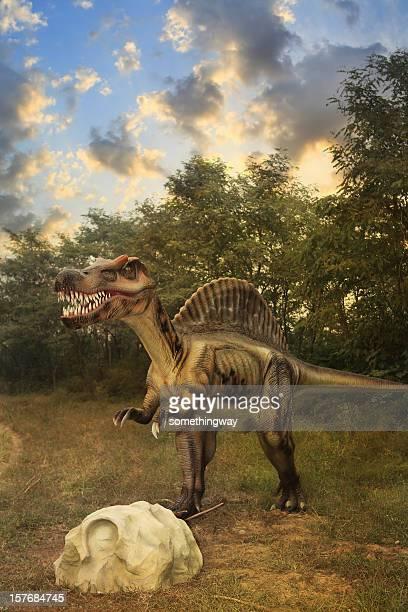 Modelo de Dinosaur Park