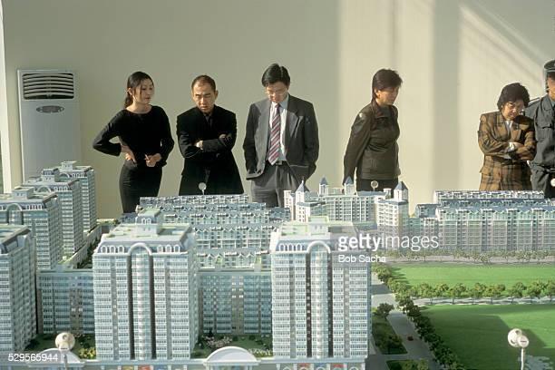 Model of 'Dream City'