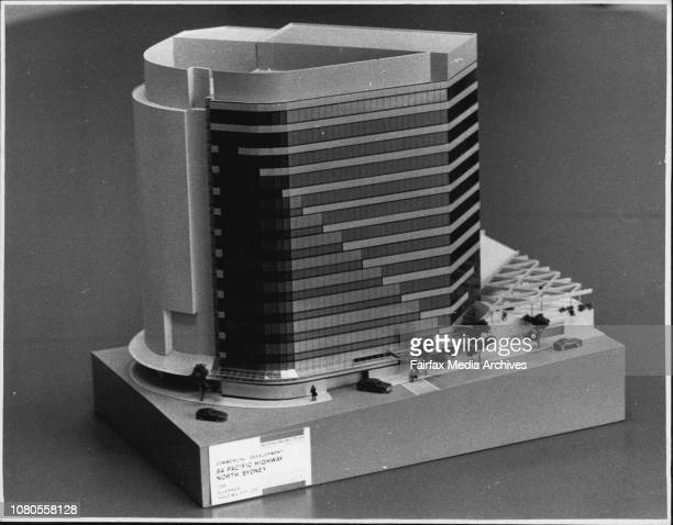 Model of Proposal Briefs New development for 84 Pacific HwyMr Dennis Ellerker's Jove Industries has put a commercial office tower at 84 Pacific...