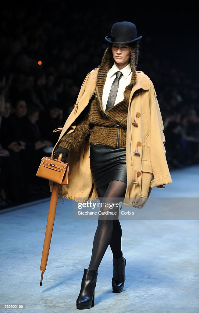 France - Hermes - Fall/Winter 2010-2011 - Paris Fashion Week Ready To Wear