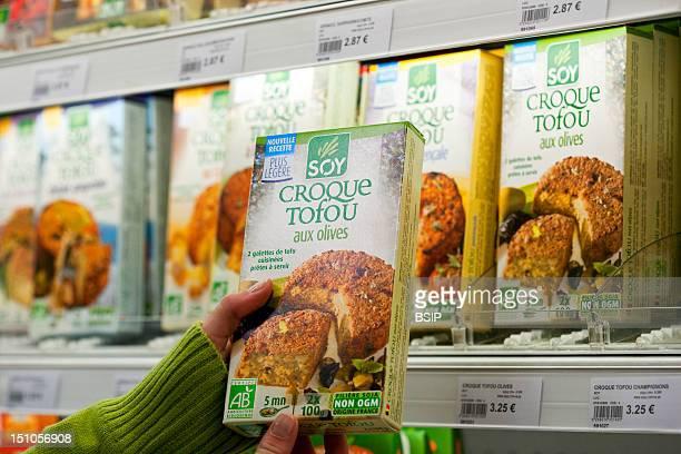 Model Organic Supermarket