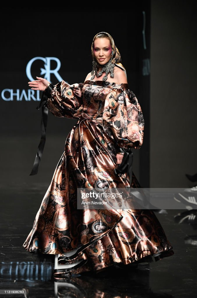 CA: Charles And Ron at Los Angeles Fashion Week FW/19 Powered by Art Hearts Fashion