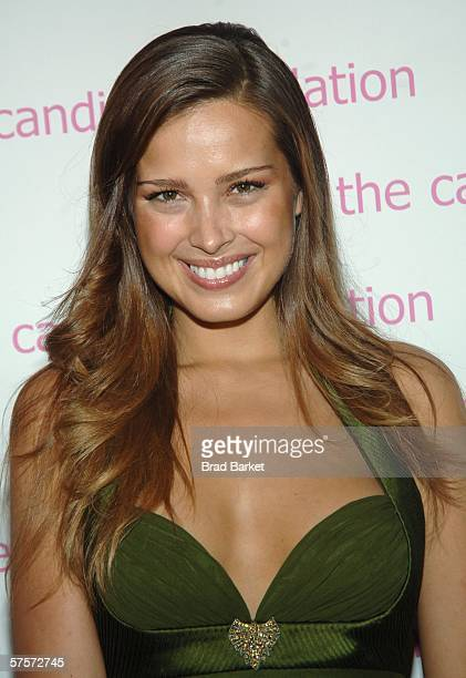 Model Petra Nemcova arrives at Candie's Foundation 3rd annual Event to Prevent benefit at Gotham Hall May 9 2006 in New York City