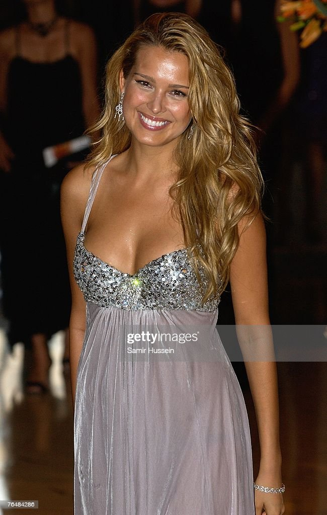Model Petra Nemcova arrives at the 'Unite For A Better World Gala Dinner' on September 2, 2007 at the Hotel de Paris in Monte Carlo, Monaco. The gala dinner is attended by over 350 guests, which will raise funds for the Amade Mondiale, the Nelson Mandela Foundation, the Nelson Mandela Children's Fund, and The Mandela Rhodes Foundation.