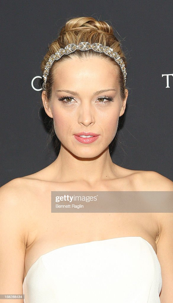 Model Petra Nemcova attends 'The Impossible' New York Special Screening at Museum of Art and Design on December 12, 2012 in New York City.