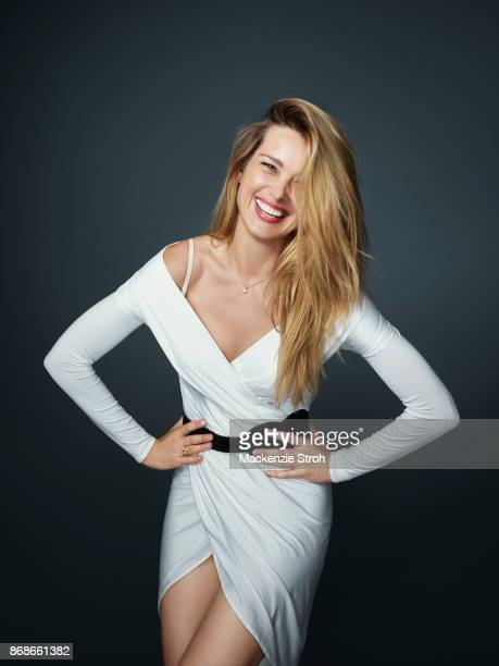 Model Petra Nemcova is photographed for Vanity Fair Magazine on November 29, 2016 at Art Basel in Miami, Florida.