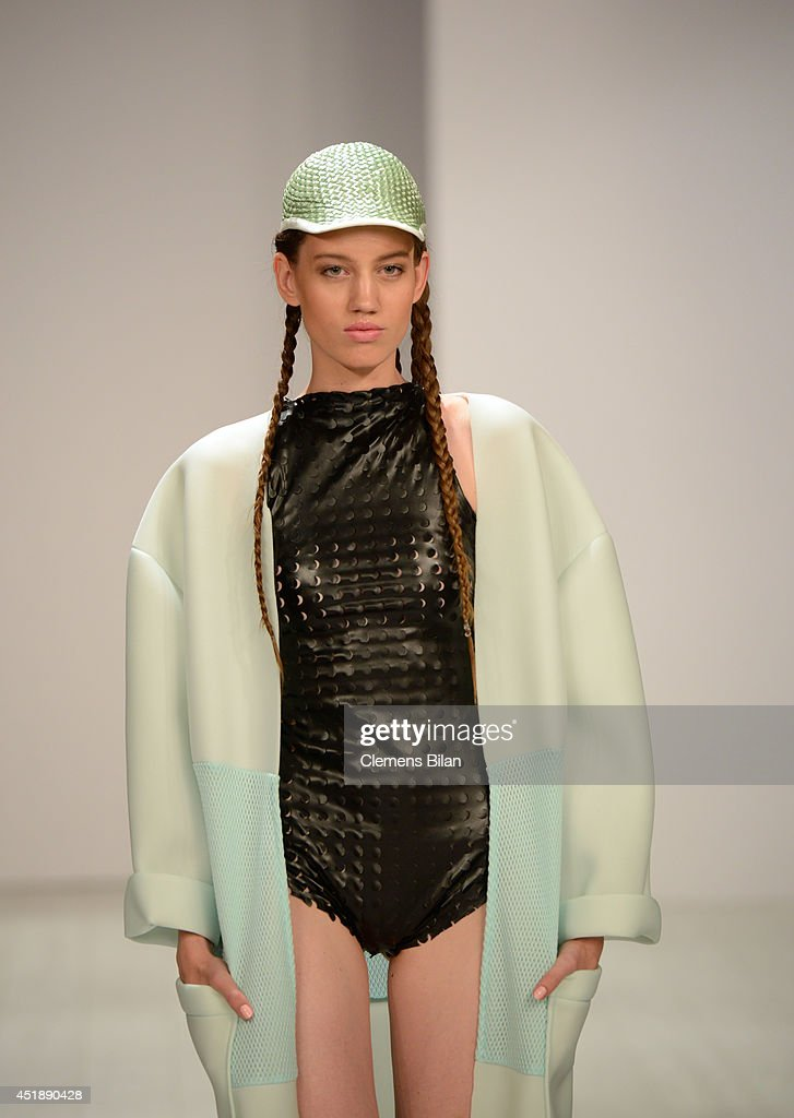 Franziska Michael Show - Mercedes-Benz Fashion Week Spring/Summer 2015 : Nachrichtenfoto