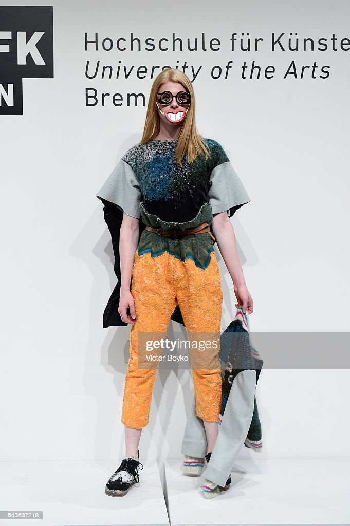 HFK Bremen Show - Mercedes-Benz Fashion Week Berlin Spring/Summer 2017 : News Photo