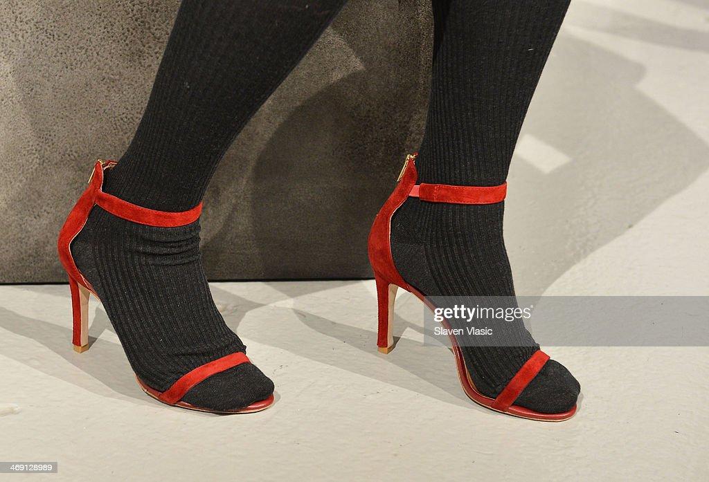 Joie - Presentation - Mercedes-Benz Fashion Week Fall 2014 : ニュース写真