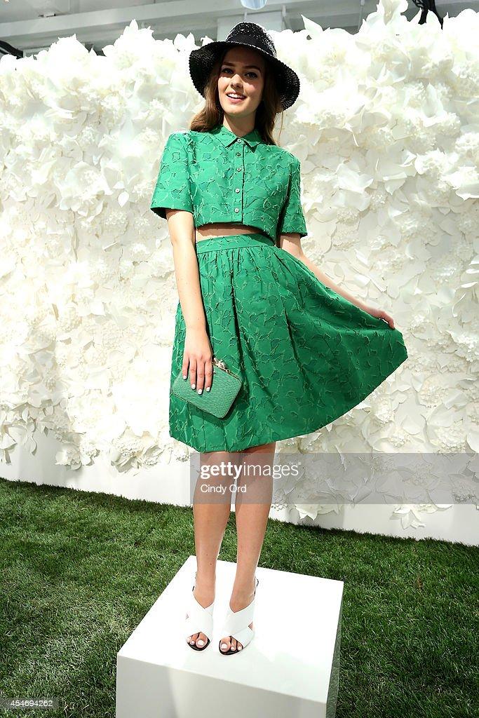 Kate Spade New York - Presentation - Mercedes-Benz Fashion Week Spring 2015 : News Photo