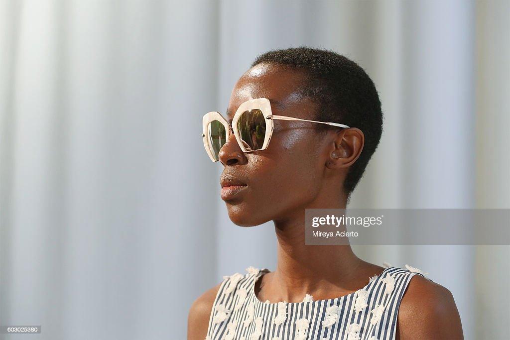 Krewe New Orleans Eyewear - Presentation - September 2016 - MADE Fashion Week : News Photo