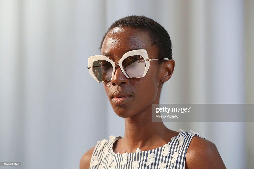Krewe New Orleans Eyewear - Presentation - September 2016 - MADE Fashion Week : Nachrichtenfoto