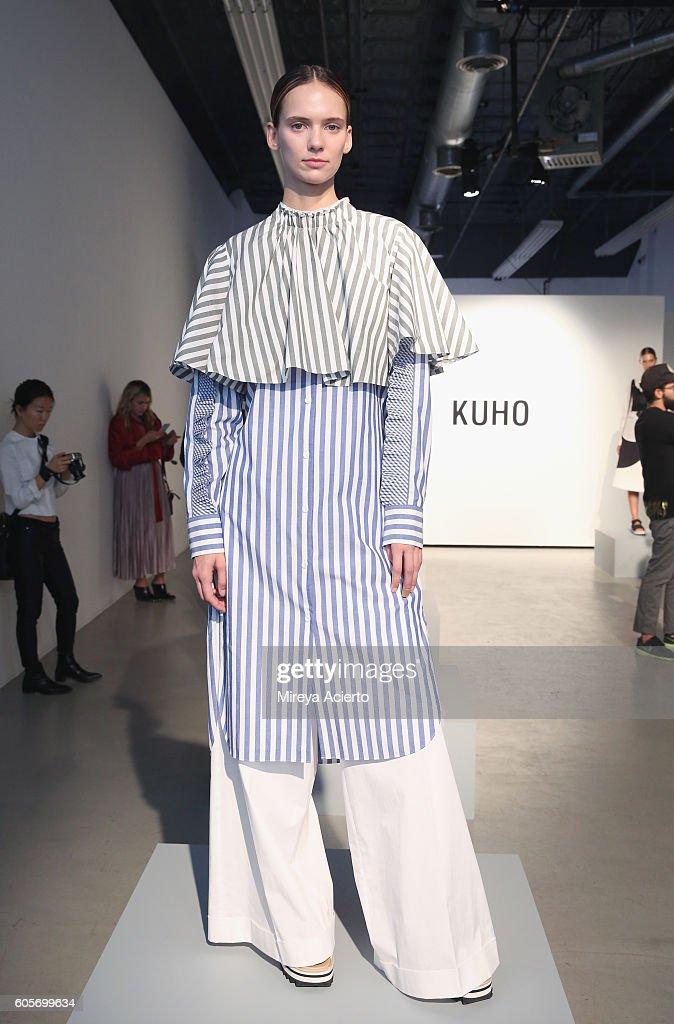 NY: Kuho - Presentation - September 2016 - New York Fashion Week