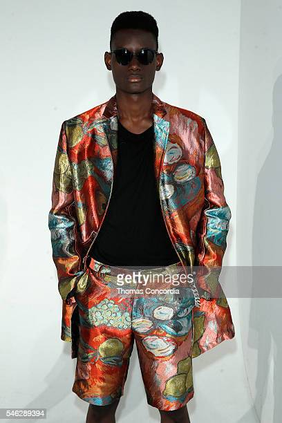 Rideau Presentation New York Fashion Week Mens S S 2017 Stock Photos ...