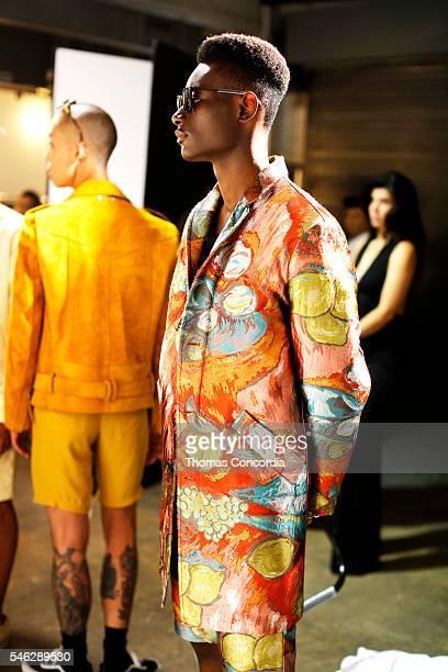 Rideau Presentation New York Fashion Week Mens S S Stock Photos and ...