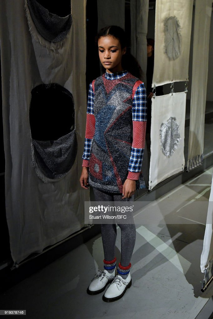 Sadie Williams Presentation - LFW February 2018
