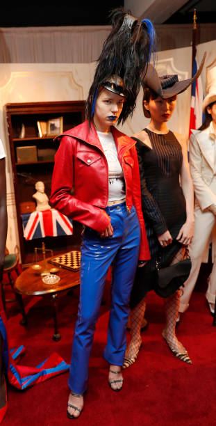 GBR: STEVE O SMITH DiscoveryLAB - LFW February 2019